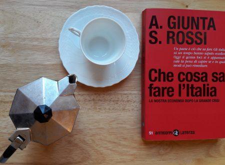 """""""Che cosa sa fare l'Italia""""? riusciremo a riprenderci dalla grande crisi?"""