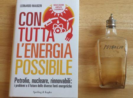 """""""Con tutta l'energia possibile"""" più  di ieri meno di domani"""