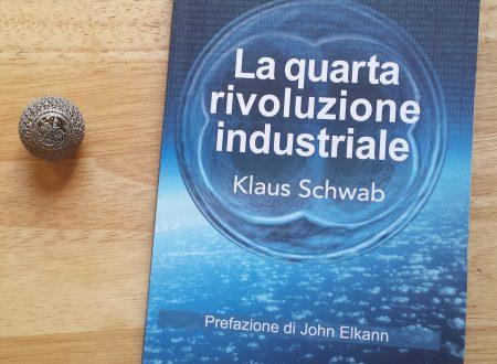 """""""La quarta rivoluzione industriale"""" o Industria4.0 Rischi e Opportunità"""