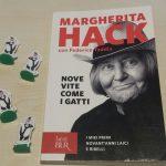 """""""Margherita Hack"""" Autobiografia di una delle più grandi scienziate italiane."""