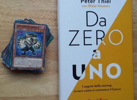 """""""Da zero a uno"""" la lezione di Peter Thiel fondatore di Paypal"""