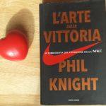 """""""L'arte della vittoria"""" di Phil Knight: storia di una passione che è diventata un impero"""