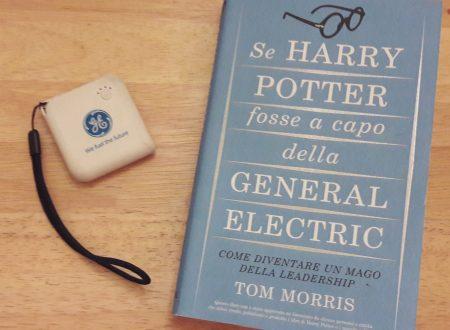 """""""Se Harry Potter fosse a capo della General Electric"""" riuscirebbe a far schizzare il titolo alle stelle?"""