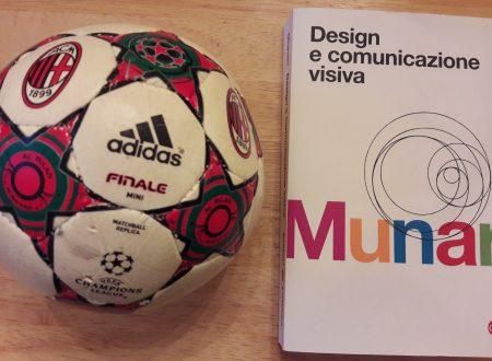 """Bruno Munari """"Design e comunicazione visiva"""", la pigrizia come motore dell'innovazione"""