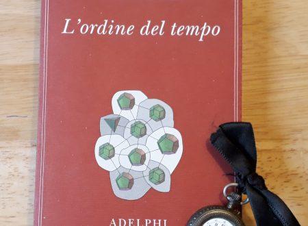"""""""L'ordine del tempo"""" è sovvertibile? Carlo Rovelli ci guida ancora nei meandri della fisica quantistica."""