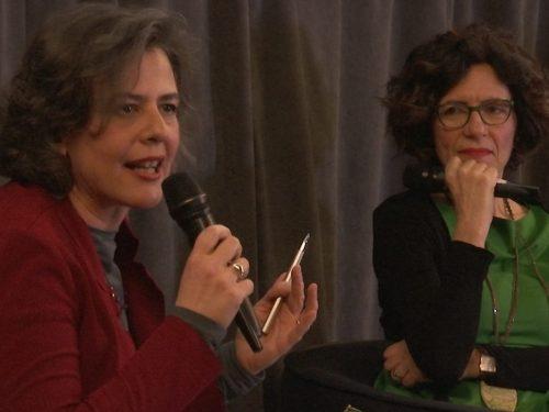 """L'Accademia l'ora delle Donne – Angela Serra Intervista Luisa Rumor l'autrice de """"E' l'ora delle donne"""" – 7 Marzo 2018."""