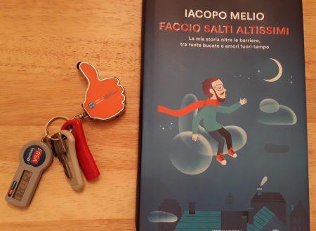 """""""Faccio salti altissimi"""" Istigazione all'inclusività di Iacopo Melio"""